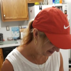 Nike Other - Red Nike ball cap